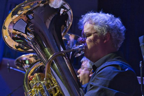 Brass Band WBI beim Blechbläsertag 2019 in Lübeck