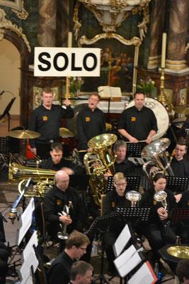 Brass Band WBI - Rellinger Kirche 2018