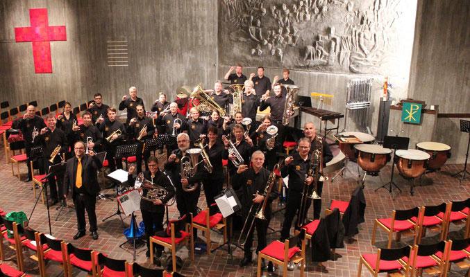 brass band wbi - Unterwegs im Norden Deutschland - Kiel