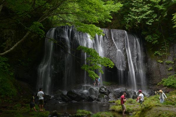達沢の滝2