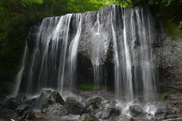 達沢の滝3
