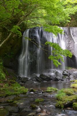 達沢の滝1