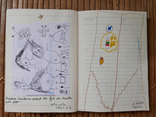 Temple et journée scOoter, Ubud - 2/11/2ox7