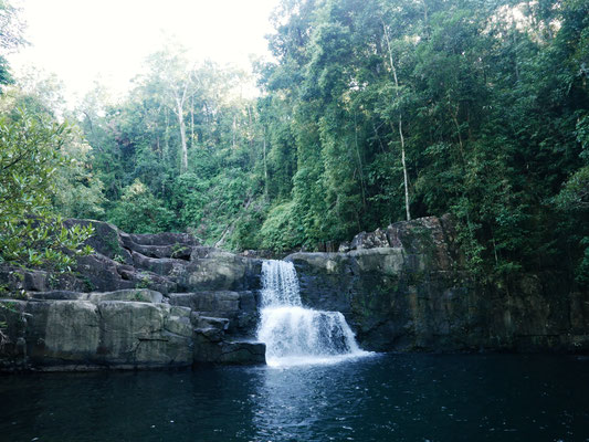 Khlong Yai Ki waterfall