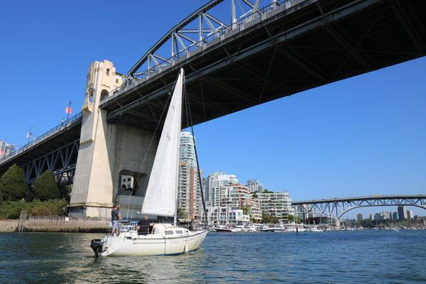 Burrard Bridge, Vancouver
