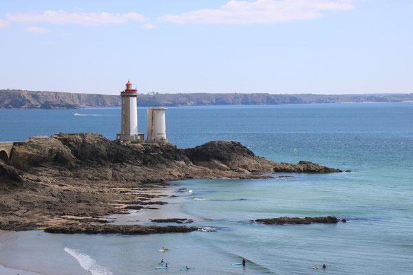 Phare du Minou en Finistère Nord