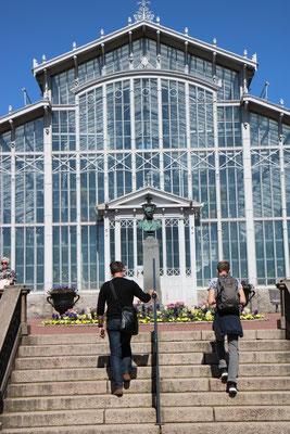 jardin d'hiver d'helsinki
