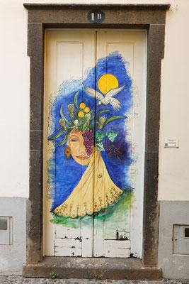 Rua de Santa Maria à Funchal, Madère