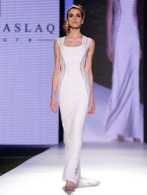 Couture Designer Jamal Taslaq