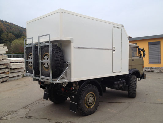 VW MAN 8.150 Expeditionsmobil