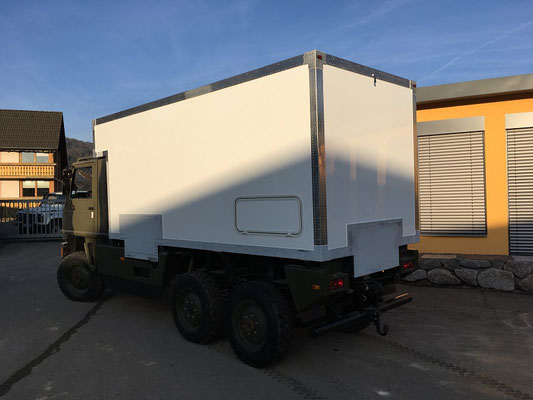 nomadcampers Bucher Duro 6x6 Expeditionsmobil