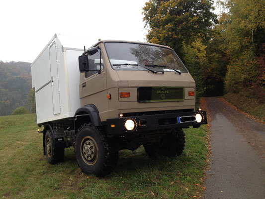 VW MAN 8.150 Expeditionsmobil