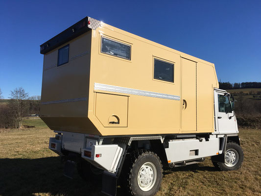 nomadcampers Bucher Duro 4x4 Expeditionsmobil