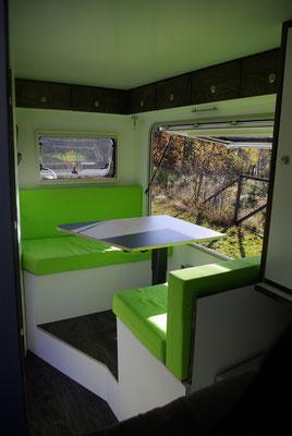 nomadcampers Bausatz Wohnkabine Toyota Hilux