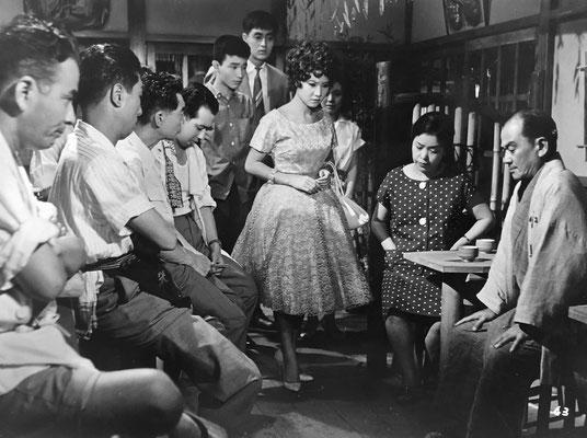 映画『顔役と爆弾娘』【1959年】