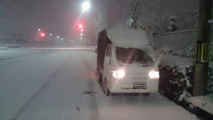 福井 石川 富山 新潟などの北陸方面への軽貨物緊急配送