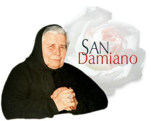 Mamma Rosa de San Damiano