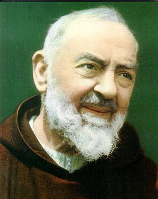 Padre Pio de San Giovanni Rotondo