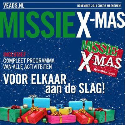 Missie X-mas