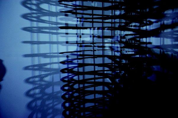 Bildmaschine 03, Shadwos, 2009  Foto: Mani Hausler