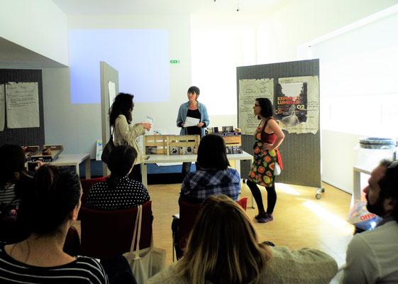 Presentation of best practice of a social entrepreneurship