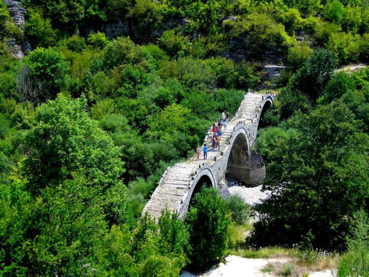 Excursion through Zagorochoria area