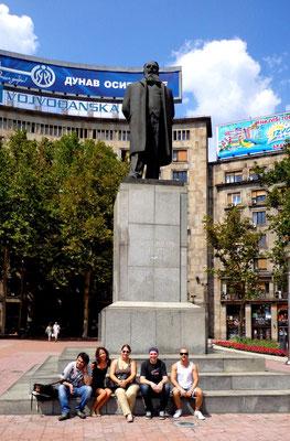 Advance planning meeting in august in Belgrade