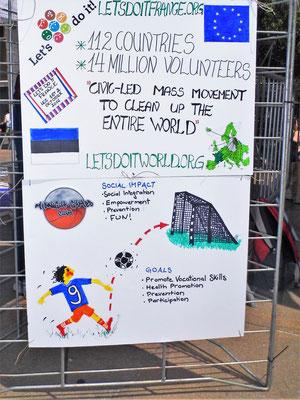 Poster of a best social entrepreneurship example (SWISS, EST)