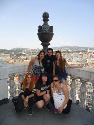 Greek team of participants