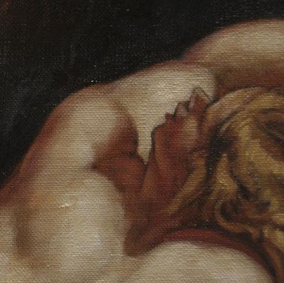 Conversation avec Pierre Paul Rubens détail