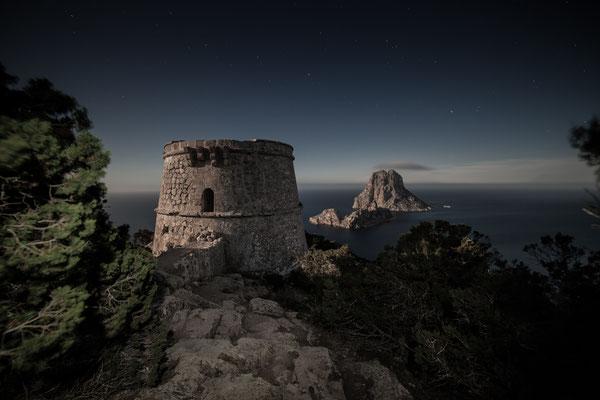 Es vedrá, Ibiza, Spain