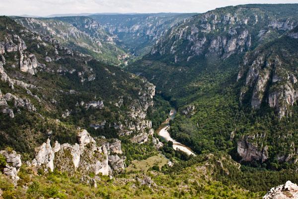 Point sublime Gorges du Tarn et de la Jonte