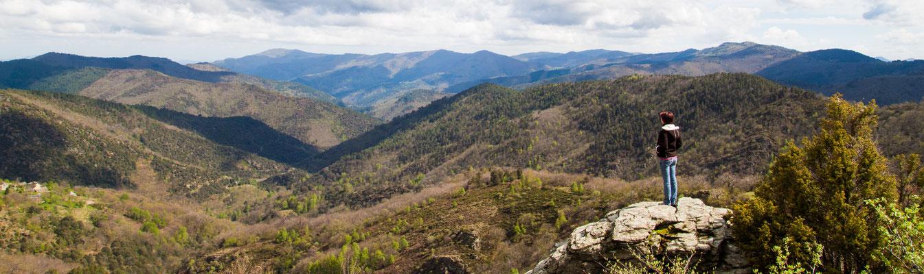 Paysages Parc national des Cévennes