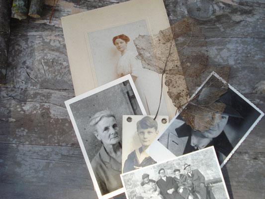 Verstorbene & Erinnerungen würdigen - Ritual nach dem Tod der Mutter