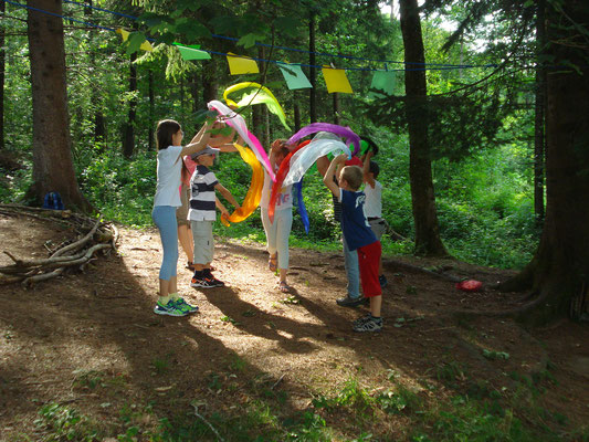 Kinderritual zum Schulschluss & Ferienbeginn
