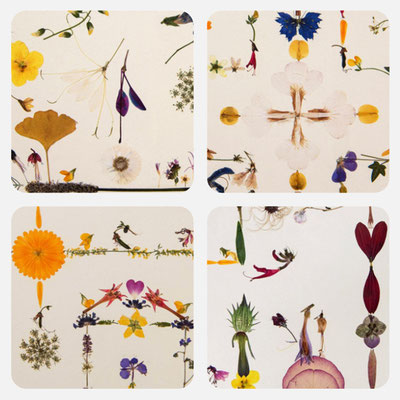 4er Set Flora-Essencia 1
