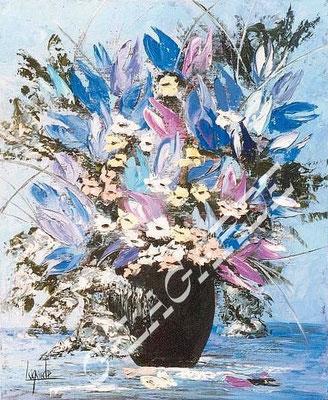 49 Petit bouquet 46x38