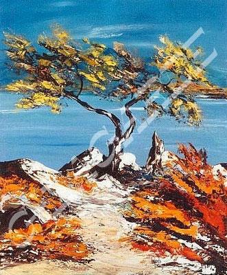 115 L'arbre 46x38