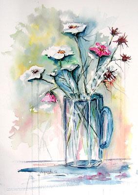 67 Bouquet +c 60x50