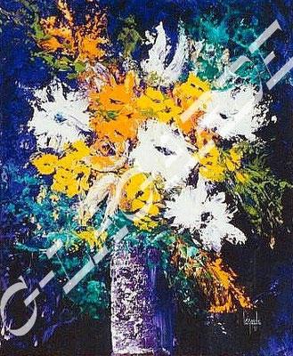 170 Composition florale 46x38