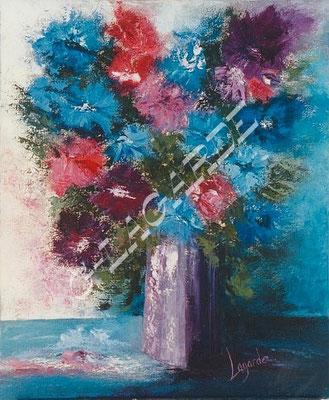 8  Bouquet 65x54