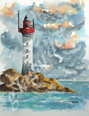 105 Phare du grand jardin  51 x 36