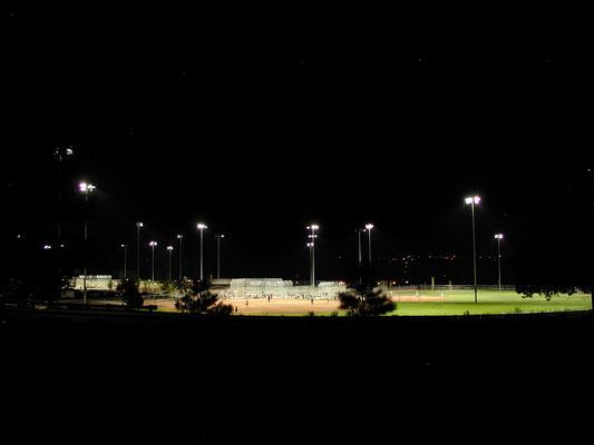 освещение спортивной площадки