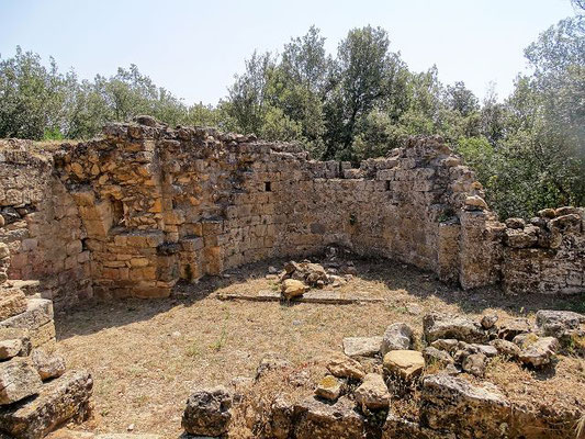 Ruinen Sant Bartomeu