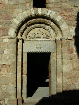 Portal der Kirche