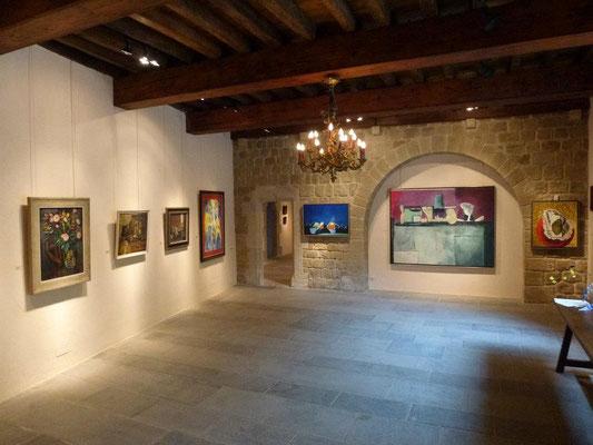 Blick in einen Ausstellungssaal (Aufnahme: Museu Raset/facebook)