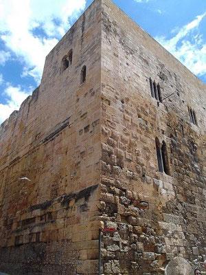 Römisches Prätorium/Palast des Königs