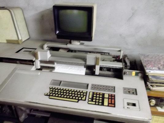 """Ein Computer aus der """"Frühzeit"""""""