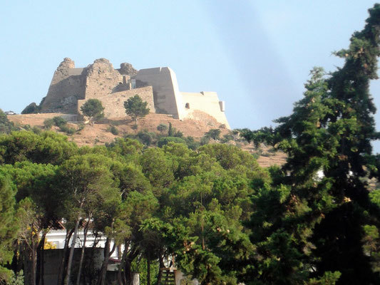 Die ab 1544 erbaute und unlängst renovierte Festung beherrschte die Seeeinfahrt nach Roses