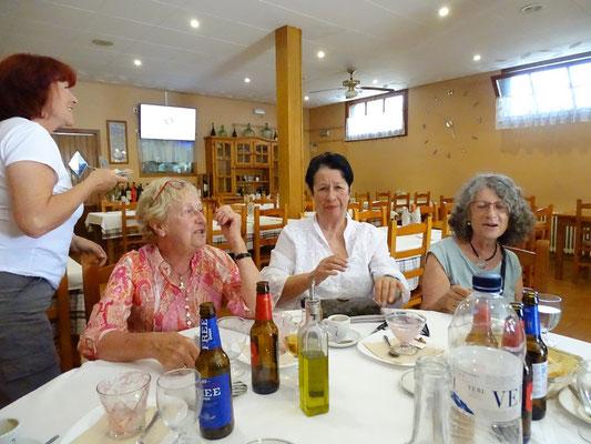 Essen in Sant Pau de Segúries